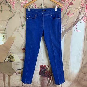 Escada Munich Stretch Jeans in Blue